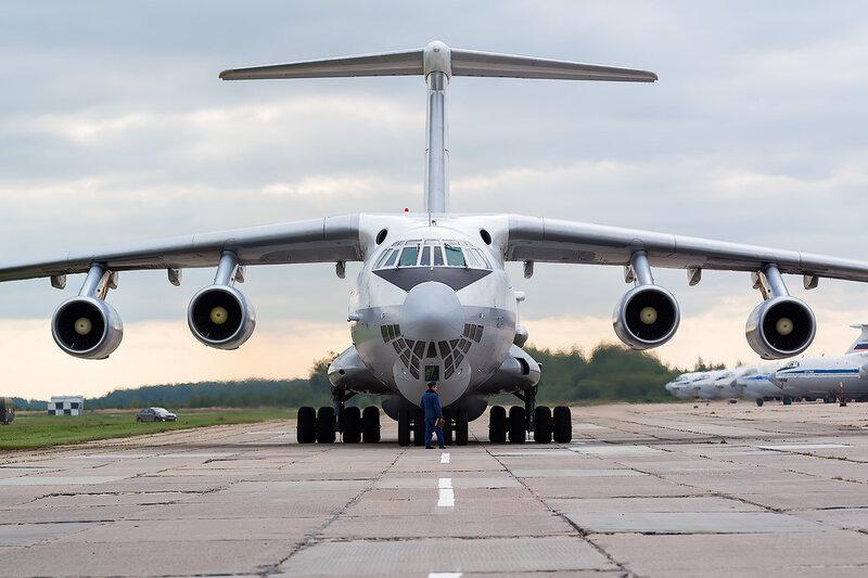 Ильюшин Ил-78М (RF-94277 / 52 синий) D802733