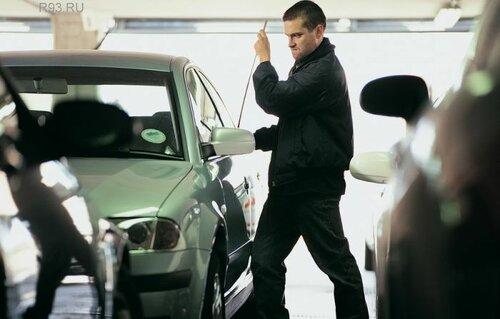 Популярные места угона автомобилей и способы защиты