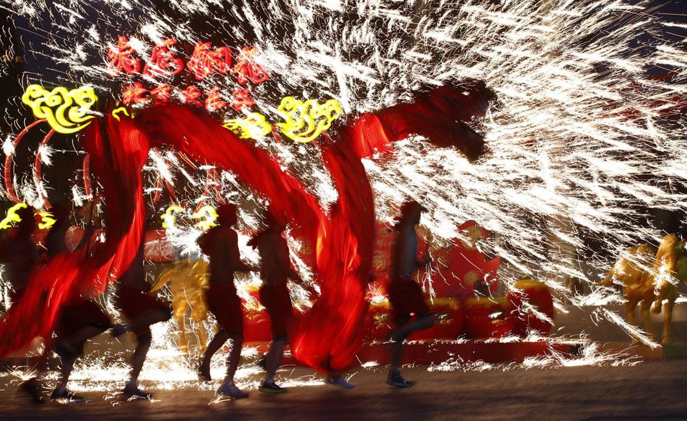 Китайский Новый Год 2014