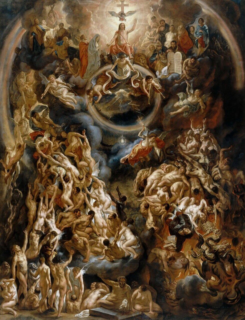 Йорданс, Якоб (Антверпен 1593-1678) -- Страшный суд