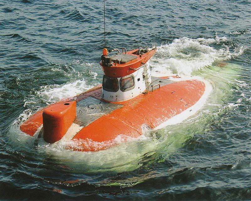 максимальная автономность подводной лодки