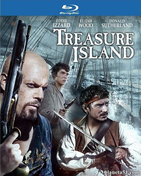 Остров сокровищ / Treasure Island (2012/DVDRip/BDRip)