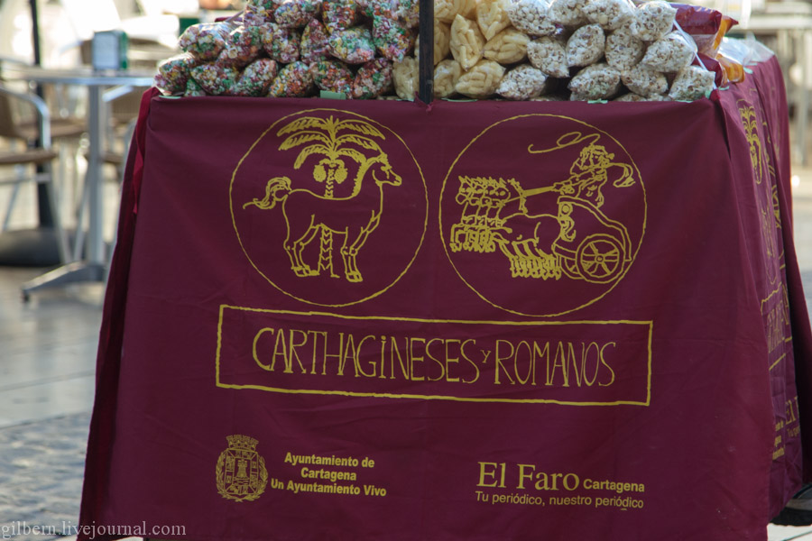 испания, рим, карфаген, костюм, фестиваль, картахена