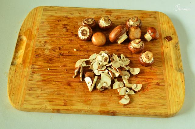 Как сделать крем суп из шампиньонов фото 865