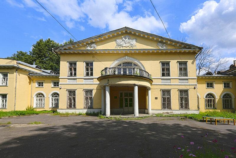 Усадьба Виноградова. Дом Банзы