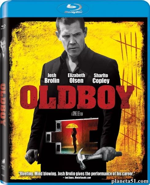 Олдбой / Oldboy (2013/BDRip/HDRip)