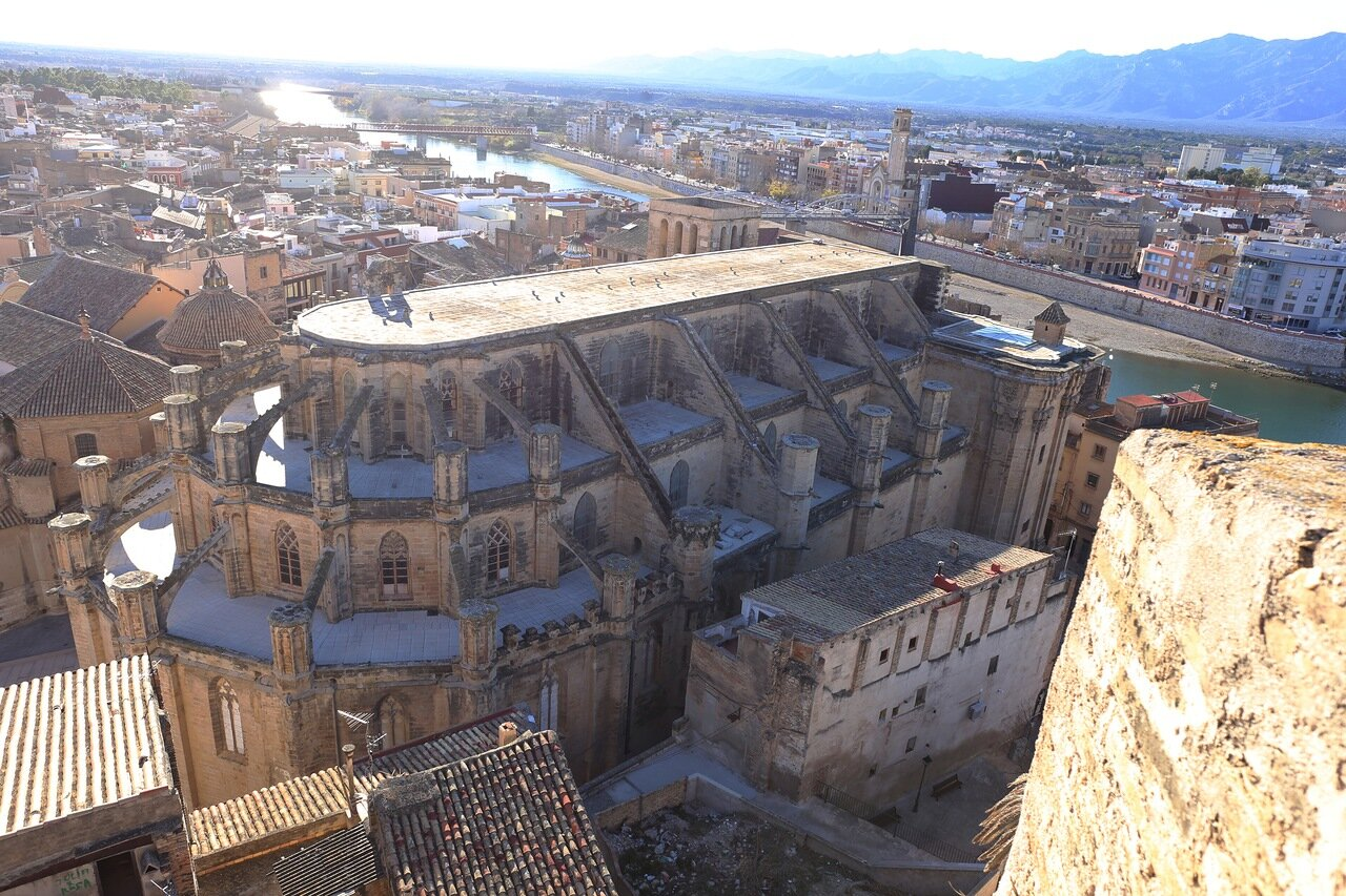 Tortosa. The Cathedral
