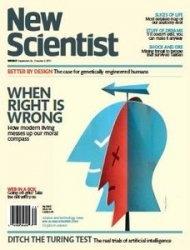 Журнал New Scientist - 26 September 2015