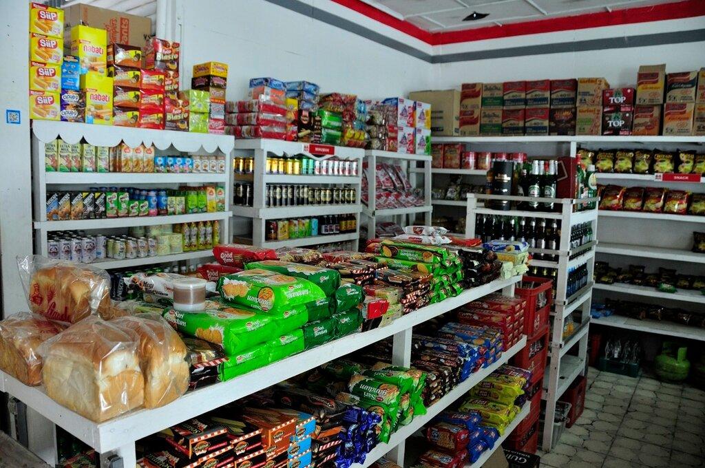 Индонезийски магазин