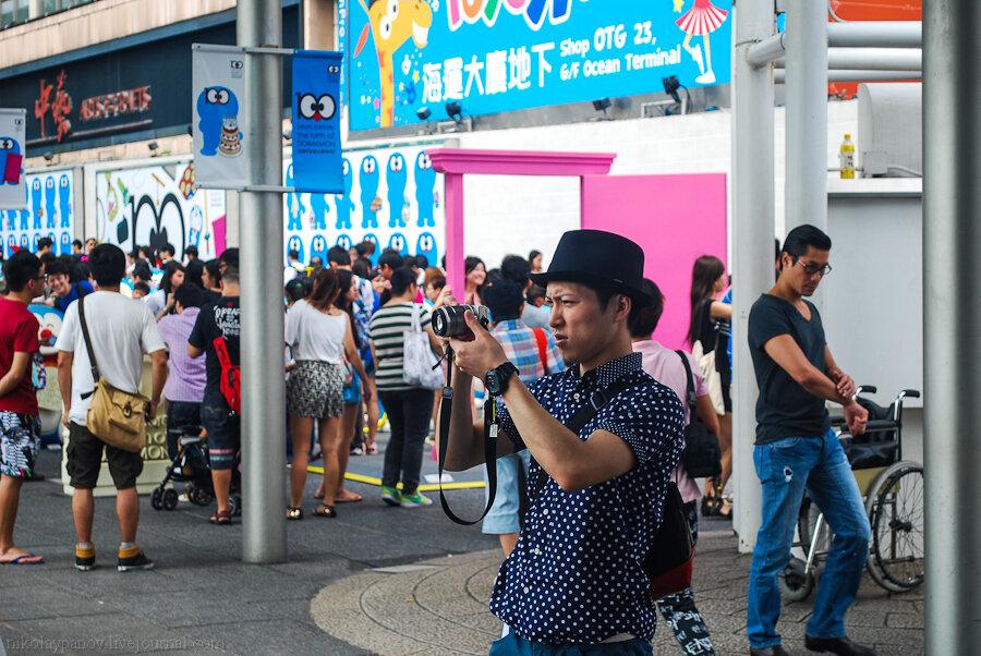 2012.09, Гонконг - Бали. Солянка про Гонконг.