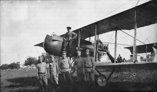Лётчики 5-го корпусного авиаотряда. Фото № 2.jpg