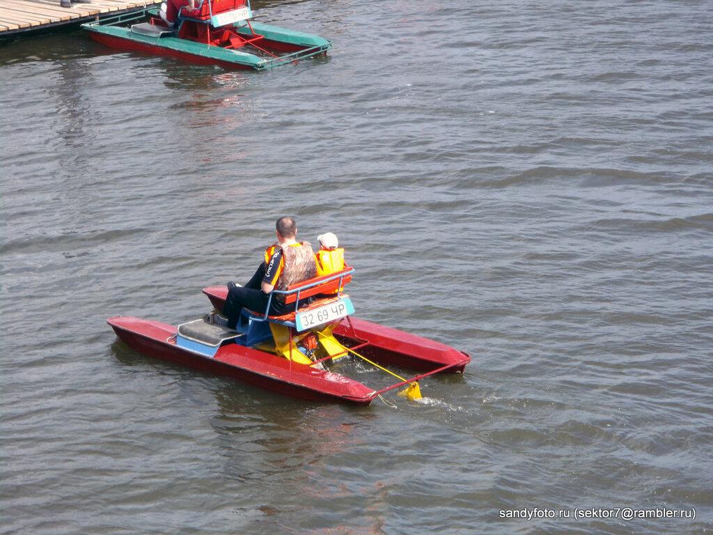 Обзор на катамараны и лодки в Троицке