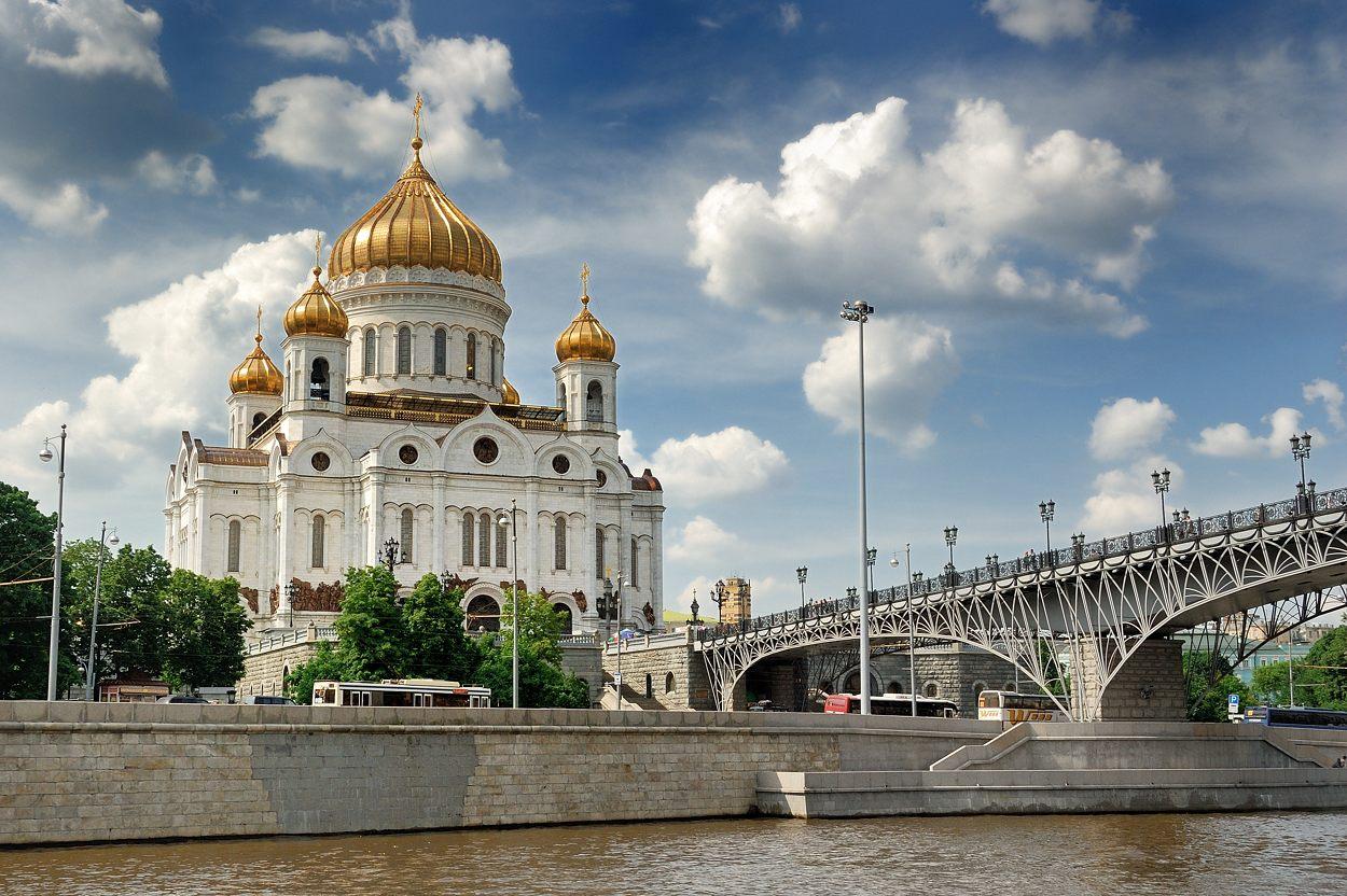 Москва златоглавая 2