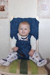 Дорожный тканевый стульчик (тотсит) Гуслёнок