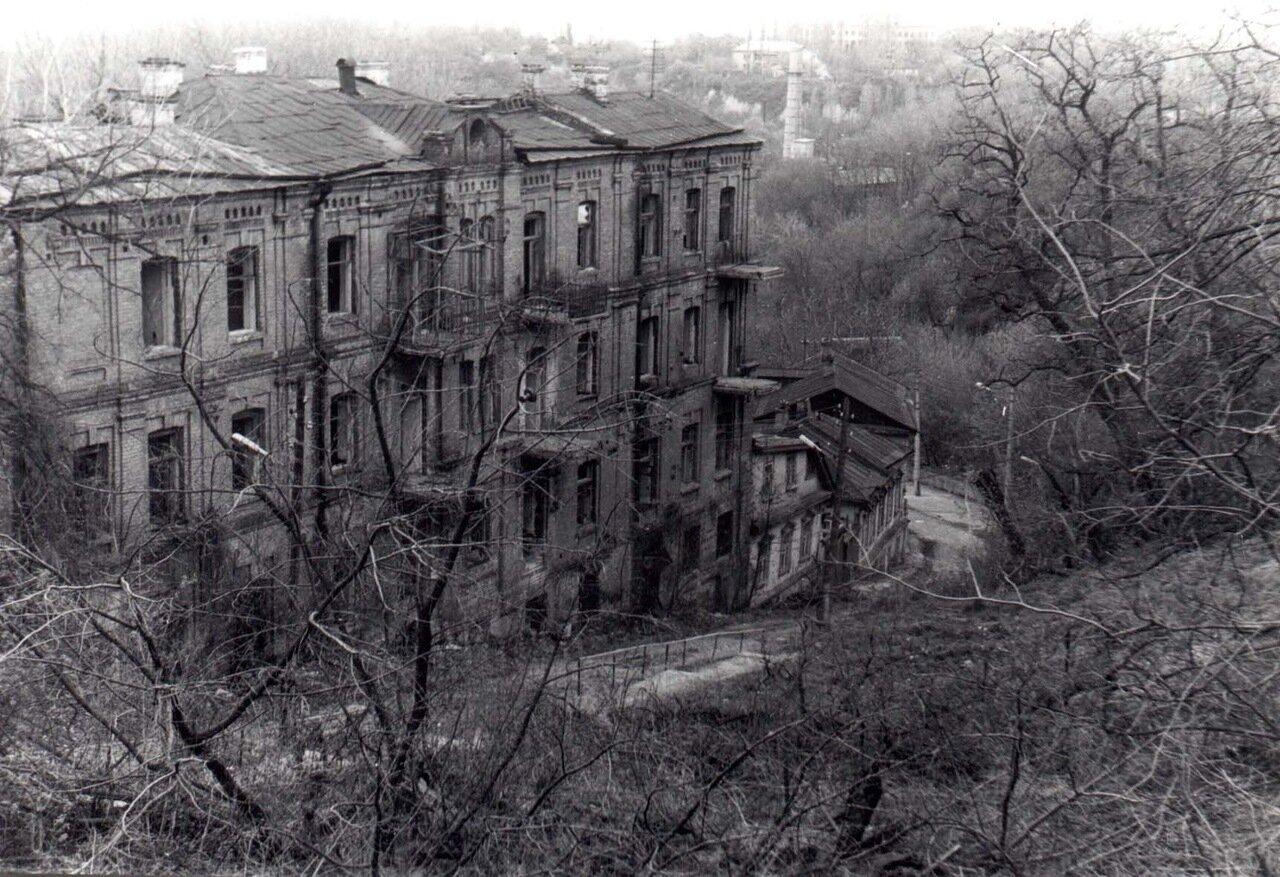Ул. Петровская в 1985 году