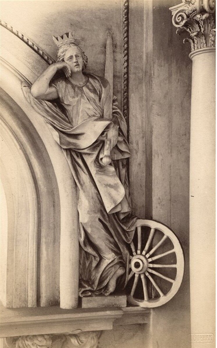 Собор Петра и Павла. 1915