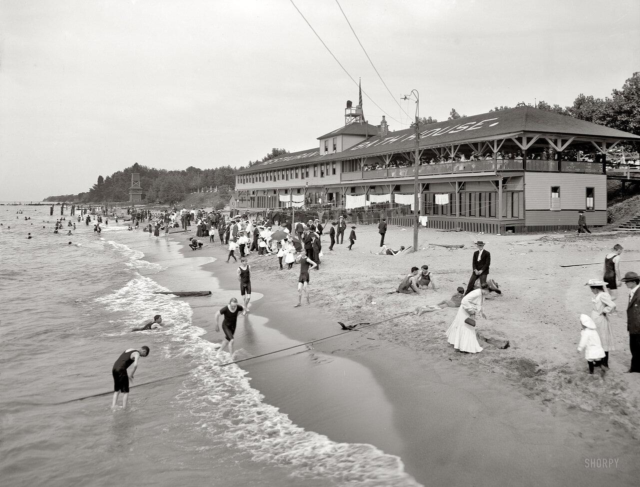 1905. Пляжные игры.