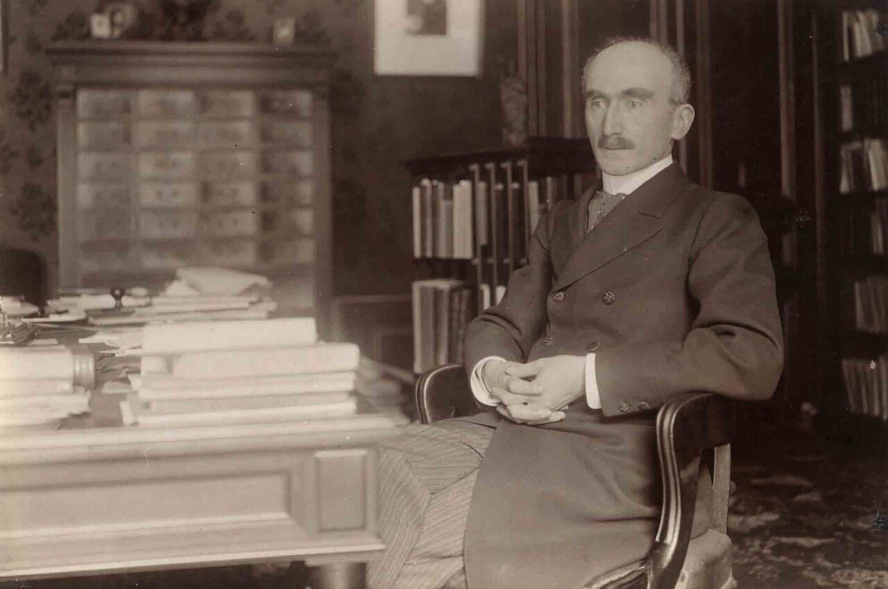 Анри Бергсон (18 октября 1859 — 4 января 1941) Один из крупнейших философов XX века