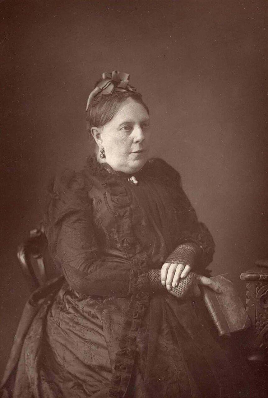 Г-жа Александер. Сесилия Фрэнсис Хамфрис Александер. 1818-1895. Поэтесса и очень популярный автор гимнов