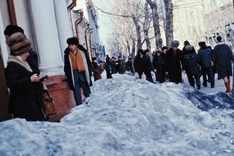 Иркутск. Улица Карла Маркса