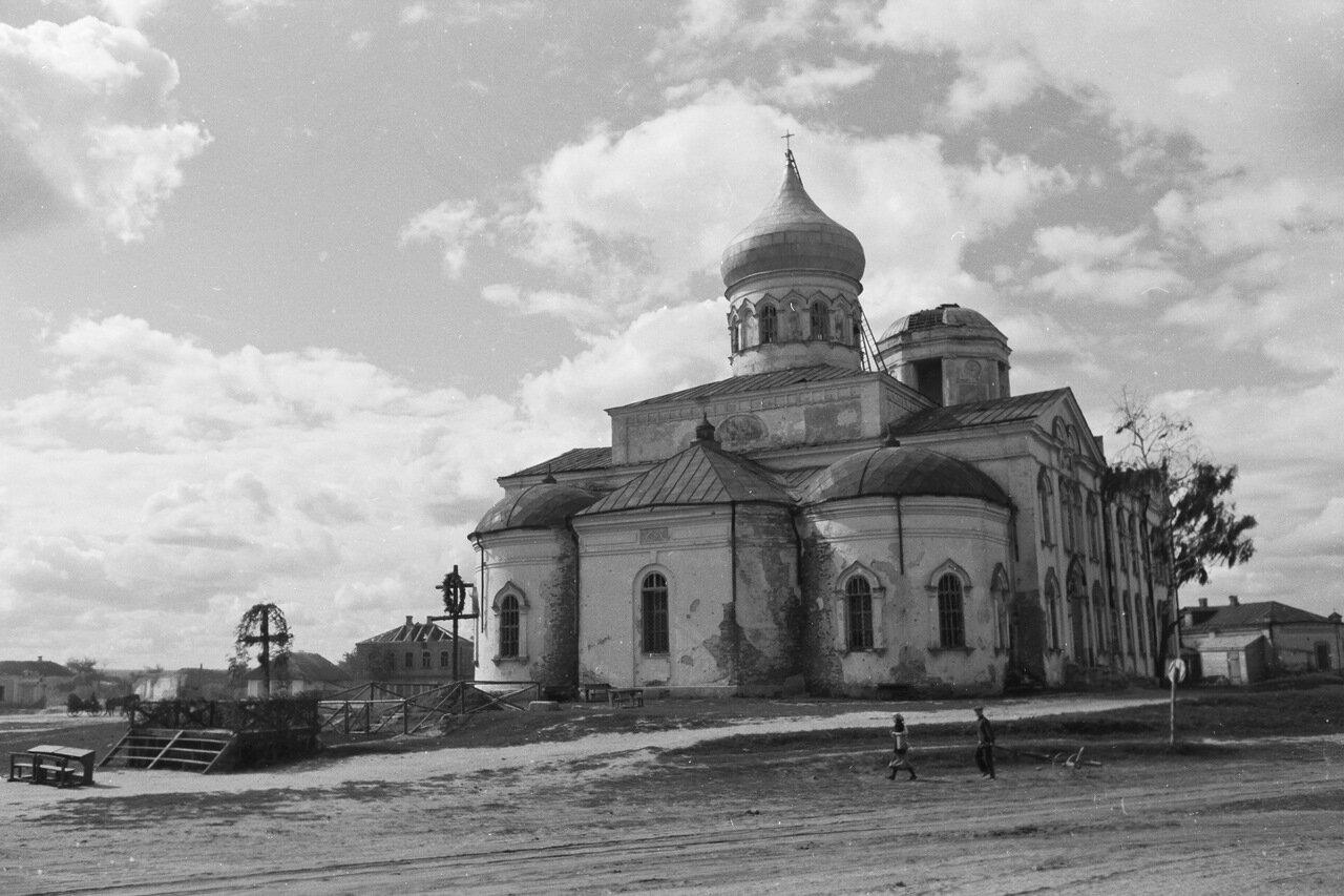 Алексеевка. Церковь Святой Троицы