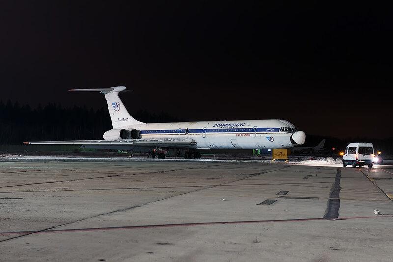 Ильюшин Ил-62 (RA-86499) Домодедовские Авиалинии D707872