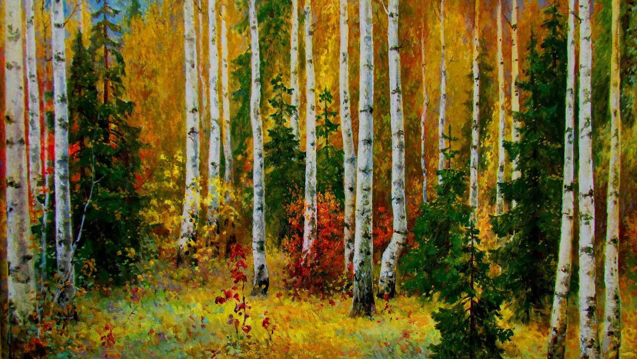 в.белов.осень в березовом лесу.jpg