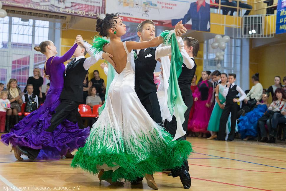 Конкурс танцев в твери