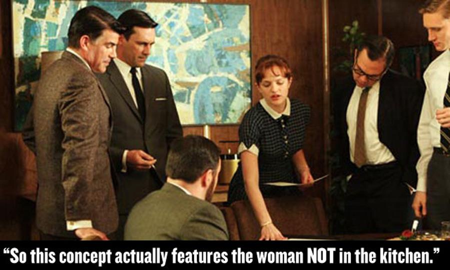 Самая возмутительная, сексистская и смешная реклама прошлого века
