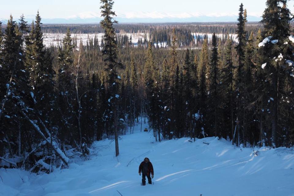 Семья 18 лет живет в изоляции на Аляске