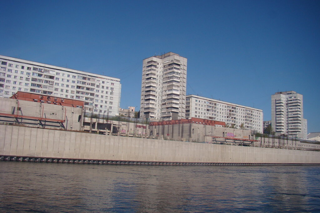 Плывем на Караулку. Сентябрь 2011 г.