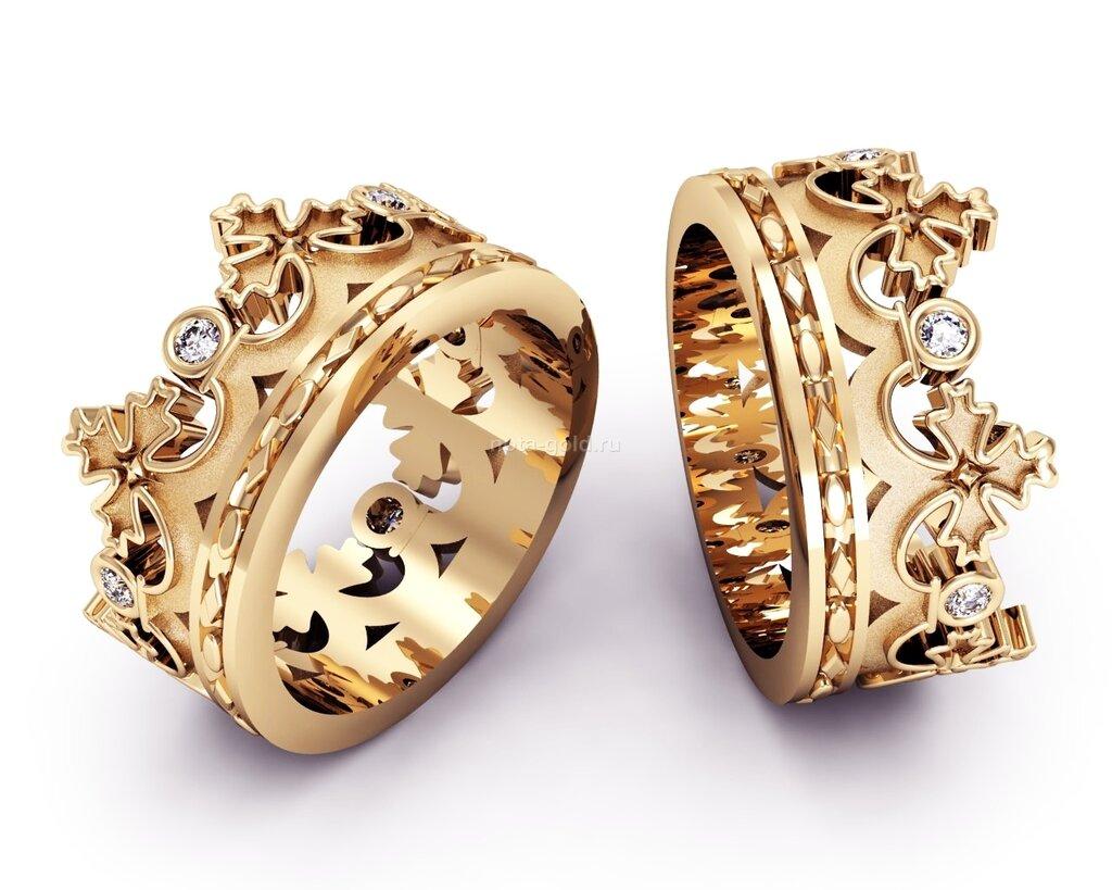 ювелирные кольца с бриллиантами фото