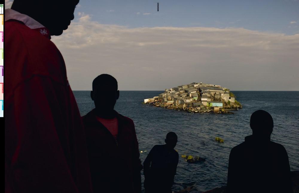Самый густонаселенный остров в мире в 2019 году