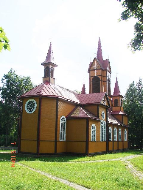 Гродненская область, Вороновский район