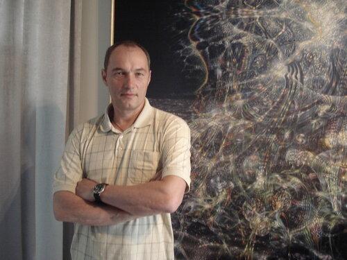 Маранов Александр. Сияние, которое лечит