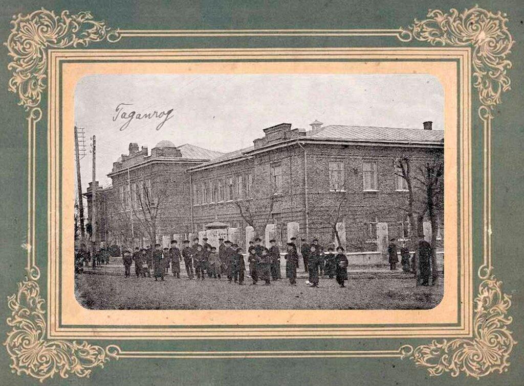 Старый таганрог открытки, фоны для открыток
