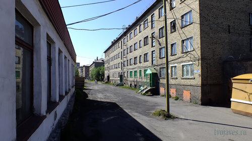 Фото города Инта №4995  Кирова 25а и 27 08.07.2013_14:39