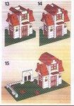 Дома, здания из конструктора Lego