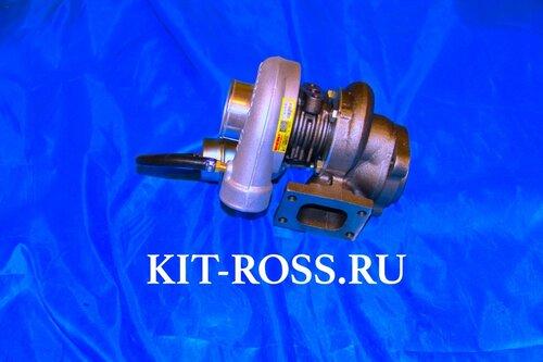 Турбина TB-25 GARRET оригинал ФОТОН 1099 1069 FOTON турбокомпрессор T2674A150A Файзер PHASER