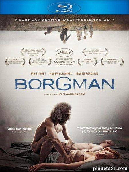 Возмутитель спокойствия / Borgman (2013/HDRip)