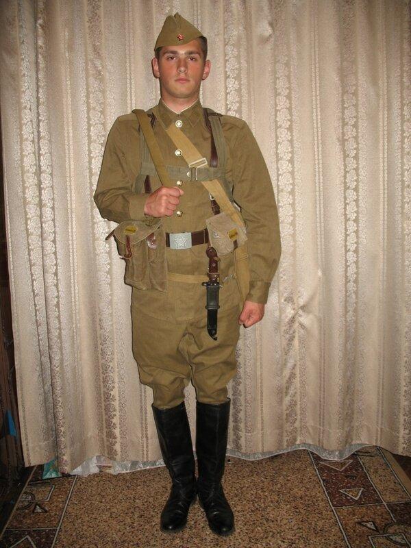 форма военная образца 1941 года - фото 8