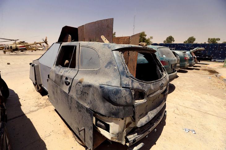 2. Особой популярностью у террористов пользуются автомобили Toyota Land Cruiser, Toyota Hilux, а так