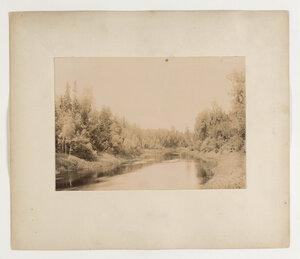 Левый приток реки Вычегды - Северная Кельтма.