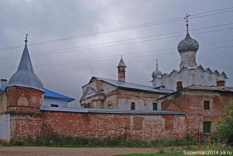 Ростов Великий - Рождественский монастырь