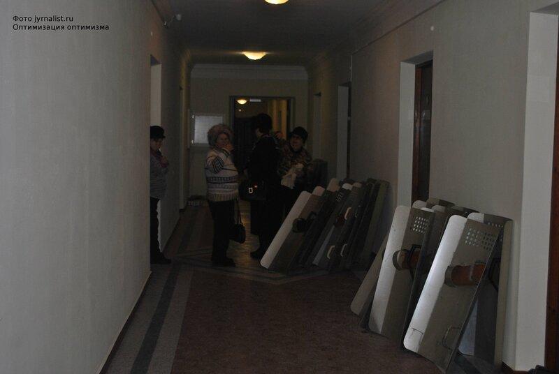 луганская облгосадминистрация к штурму готова