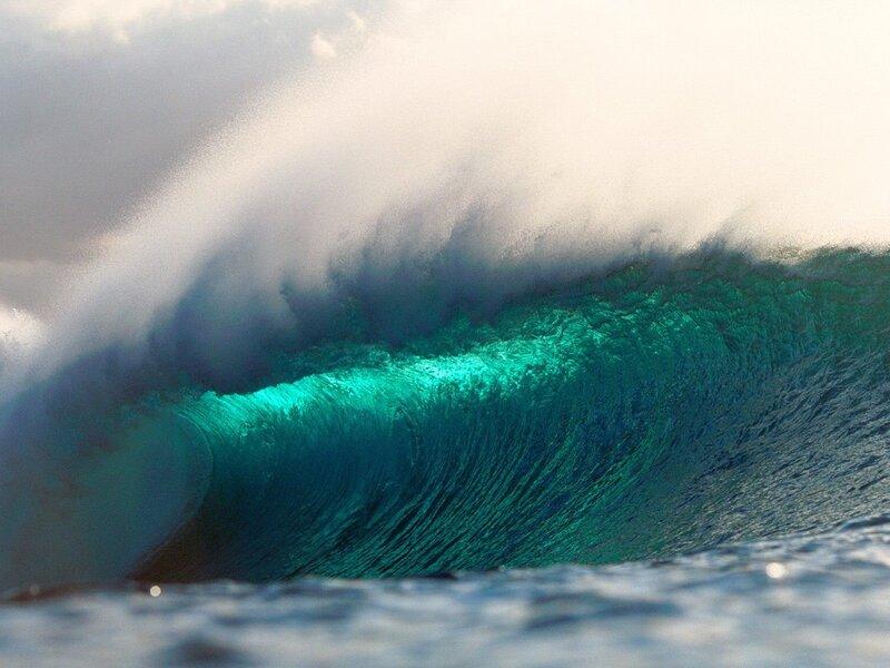 Волны в ПНГ.