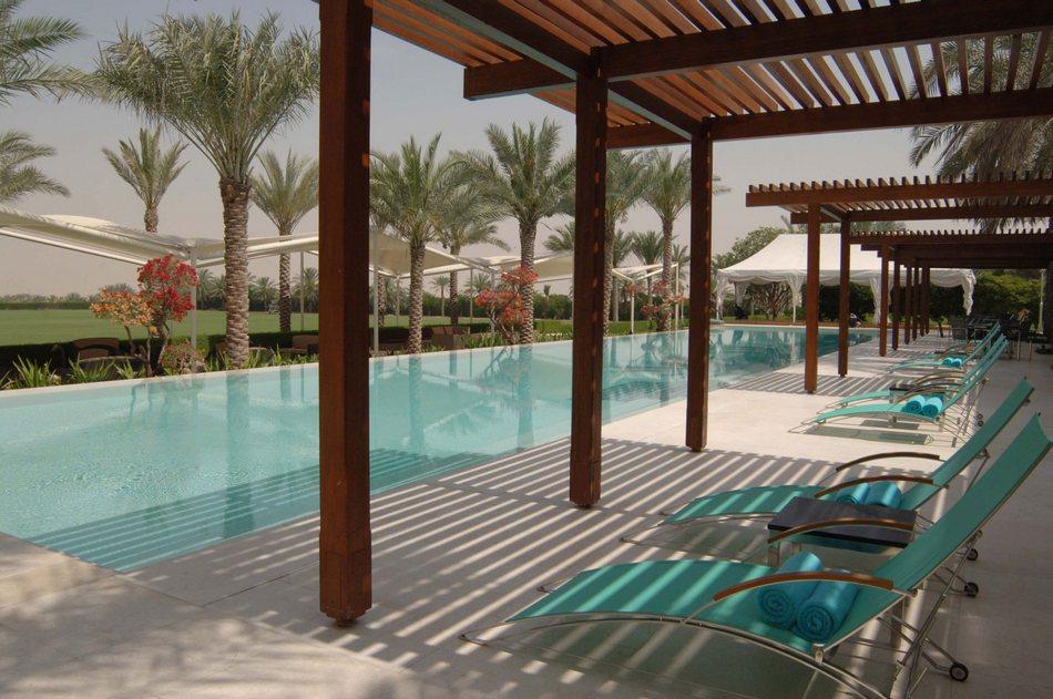 Отель Desert Palm Dubai в Арабских Эмиратах