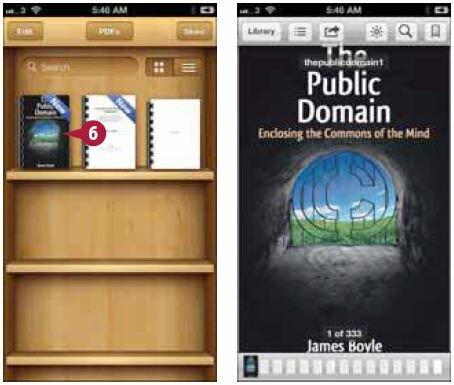 Выберите файл в формате PDF, который хотите открыть