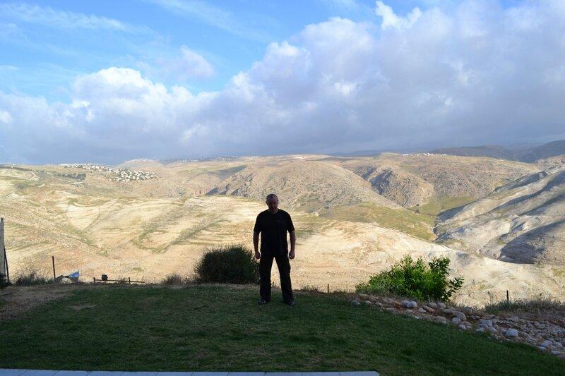 День седьмой. Вилла где мы жили. Под Иерусалимом. Израиль. 2013.