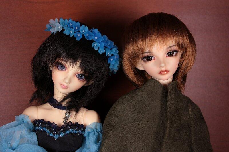 Эльфийские двойняшки принцессы фото 575-490